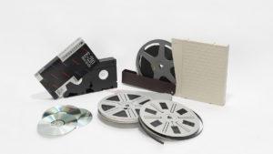 Film und Videoüberspielungen