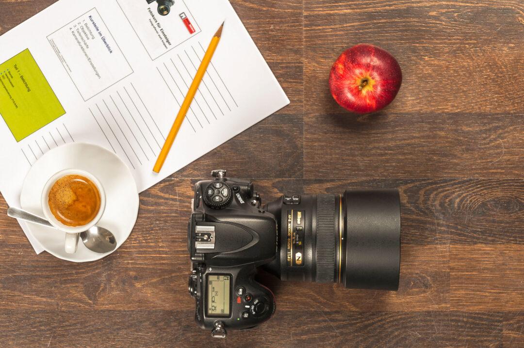 Fotografischer Grundlagenkurs
