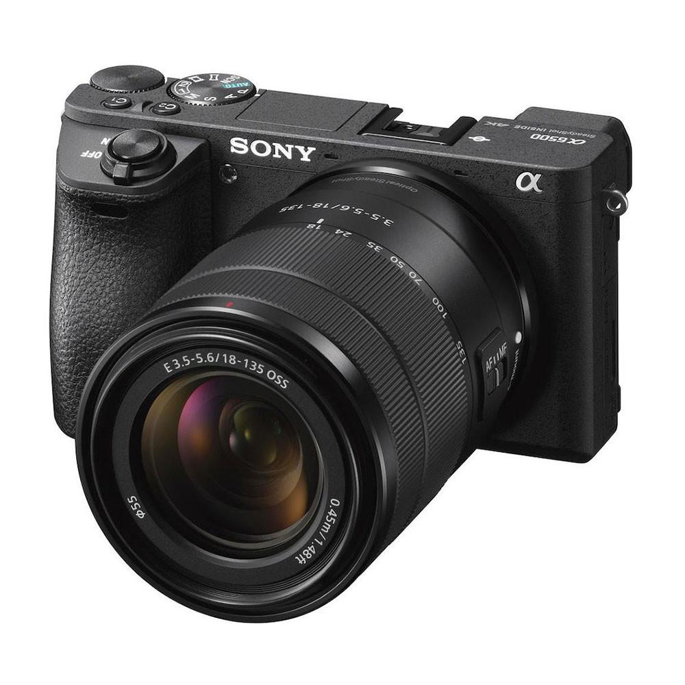 Sony Alpha a6500 18-135mm