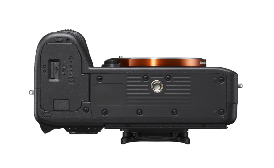 Sony Alpha a7III FE2870_bottom