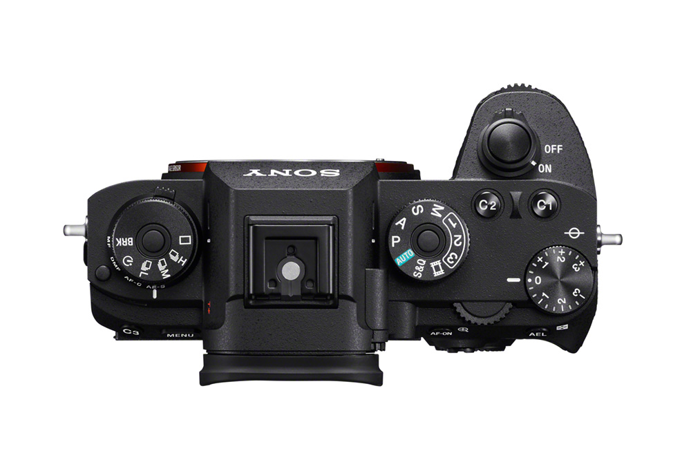 Sony Alpha a9 Body-top