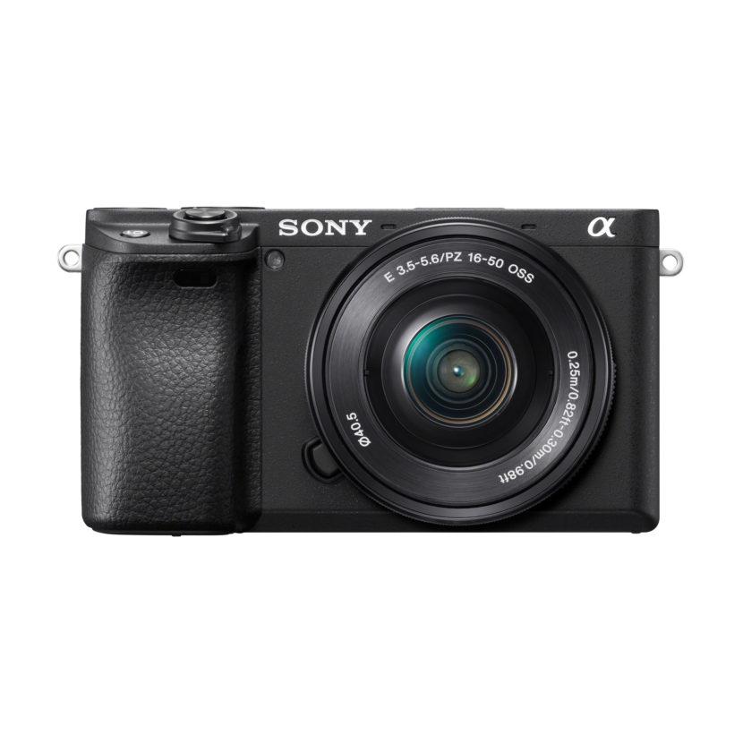 Sony Alpha a6400 16-50mm