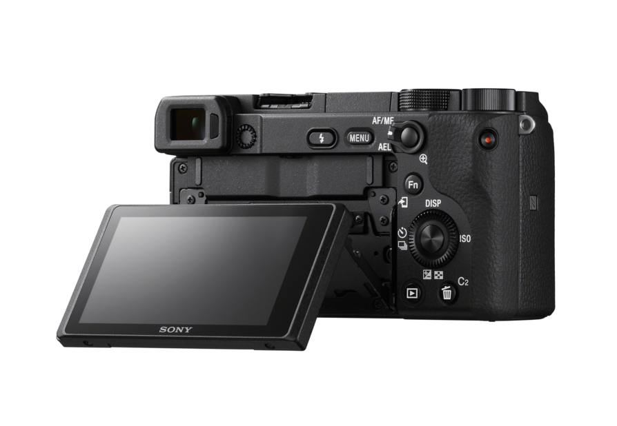 Sony Alpha a6400 Tilt Screen