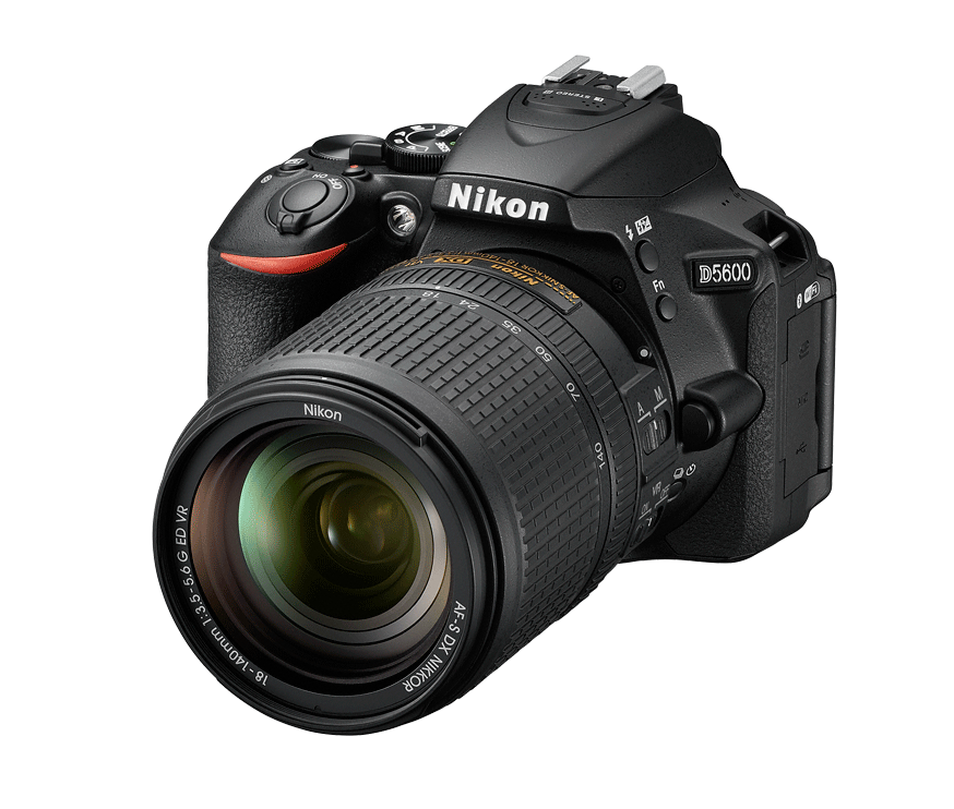 Nikon D5600 Kit 18-140 VR
