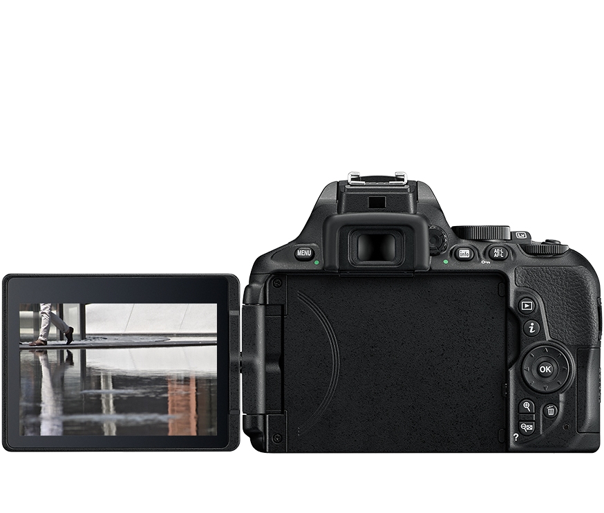 Nikon D5600 LCD