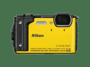 nikon_coolpix_w300_yellow_front