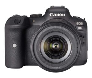 Canon EOS R6 RF 24-105mm IS STM