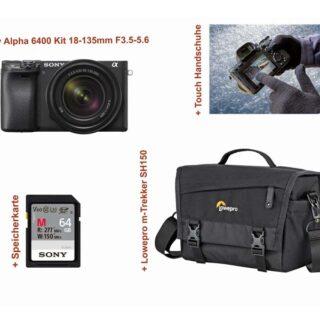 Sony Alpha 6400 18-135mm