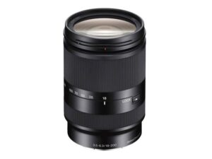 Sony E 18-200mm OSS LE Occasion