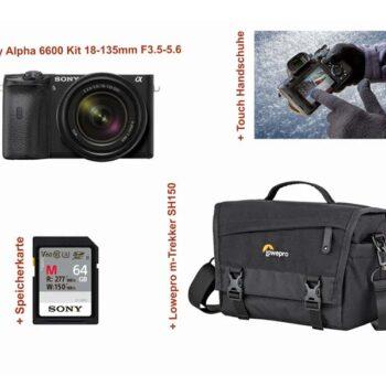 Sony Alpha 6600 18-135mm Kit