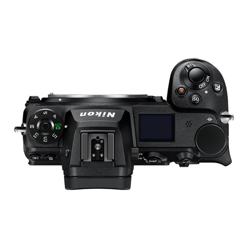 Nikon Z 6 II Body Top View