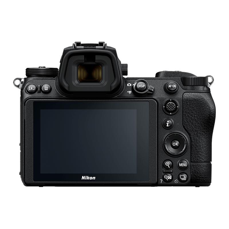 Nikon Z 6 II Display